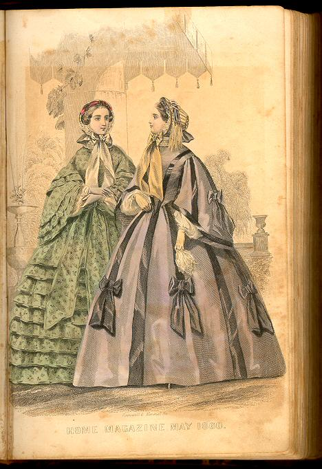 Arthur's Home Magazine May 1860