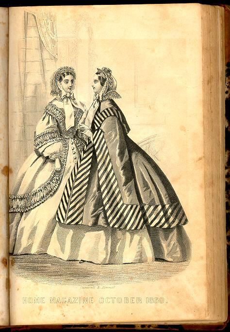 Arthur's Home Magazine October 1860