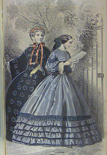 Peterson's Magazine April 1860