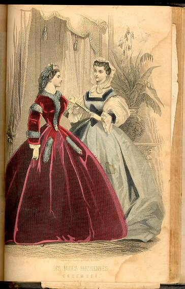 Peterson's Magazine December 1863