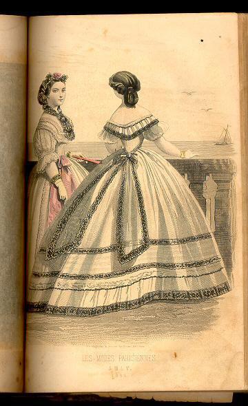 Peterson's Magazine July 1863