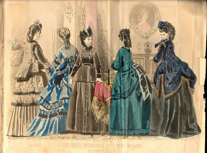 Peterson's Magazine November 1871