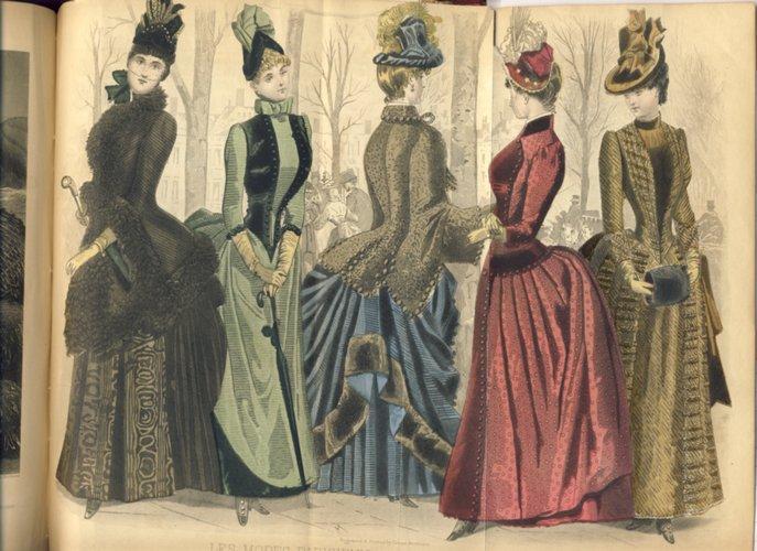 Peterson's Magazine November 1886