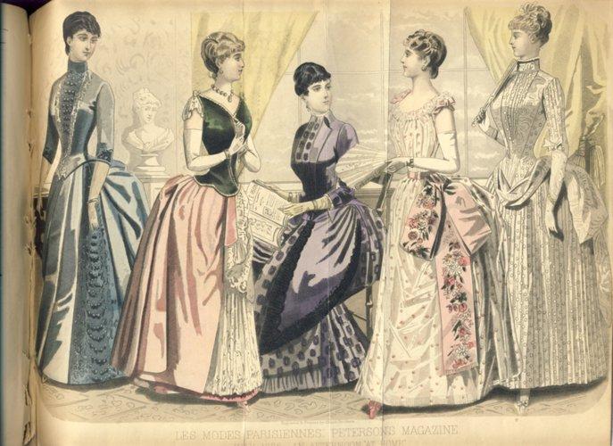 Peterson's Magazine July 1886
