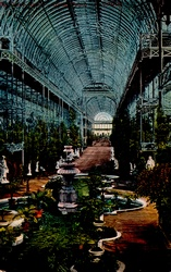 crystal palace interior view