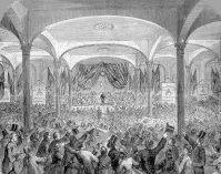 cooper union lecture hall 1865